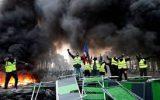 گزارش تصویری مربوط به اعتراضات فرانسه و اعمال خشونت پلیس علیه معترضین