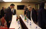 گزارش تصویری/ دیدار رؤسای مجالس افغانستان و پاکستان در تهران