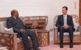 خارطوم: سفر اخیر البشیر به سوریه برای تحکیم اتحاد عربی بود