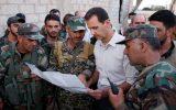 اعتراف رژیم صهیونیستی به نقشه شوم ترور بشار اسد