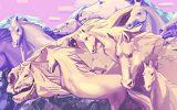 تست شخصیت شناسی: چه تعداد اسب در تصویر می بینید؟