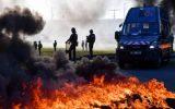 یهودیان افراطی ۳ خودروی فلسطینیان را آتش زدند