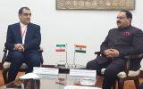 وزیران بهداشت ایران و هند بر گسترش همکاری ها تاکید کردند