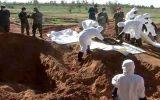 فاش شدن جنایت دیگری از داعش در پی کشف گوری جمعی با ۹۰۰ جسد