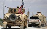 آمریکا ۱۳۰ کامیون ادوات نظامی دیگر به شمال سوریه فرستاد
