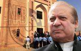 اعلام آمادگی حزب نواز برای استعفای تمام اعضای خود از پارلمان و سنای پاکستان