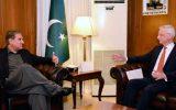 تأکید پاکستان و فرانسه بر گسترش روابط