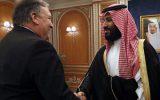 """تاکید پامپئو در ریاض بر """"تعهد قوی"""" واشنگتن نسبت به امنیت عربستان"""