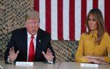 """""""به محض خروج ترامپ از کاخ سفید، ملانیا از او طلاق خواهد گرفت"""""""