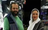 درگذشت پیام صابری همسر زیبا بروفه