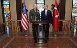 دعوای ترکیه و آمریکا در جلسه ناتو