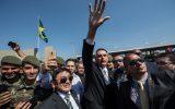 تشدید بحران سیاسی در برزیل با استعفای اعتراضی فرماندهان ارتش