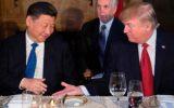دولت ترامپ چهار شرکت دیگر چینی را در لیست سیاه قرار میدهد