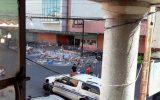 خیابان دارالامان کابل شاهد یک انفجار بود