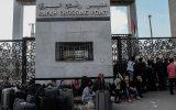 ترکیه و مصر برای باز ماندن گذرگاه رفح توافق کردند