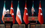 ایران و ترکیه دو همسایه مسلمان مقتدر هستند/ دشمن درپی تفرقهافکنی است