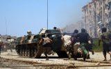 هشدار درباره نفوذ تروریستها به عراق با کاروانهای نظامی آمریکا