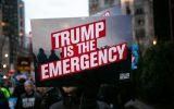 اعلام وضعیت اضطراری ترامپ صدای مدافعان محیط زیست را دراورد