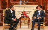 توافق بغداد با واشنگتن برای خروج ۵۰۰ سرباز آمریکایی از عراق
