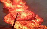 پاکستان| خطوط انتقال گاز بلوچستان، در حمله تروریستی منفجر شد