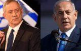 گانتس: نتانیاهو دولت را ملک شخصی خود می داند/ او به روابط اسرائیل و آمریکا آسیب زد