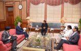 رایزنی ایران و پاکستان برای گسترش همکاری دریایی