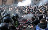 تیراندازی نظامیان سودان به معترضان دو کشته بر جا گذاشت