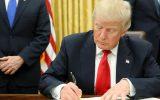 ترامپ مانع تعطیلی دولت آمریکا شد