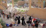 دو هزار آواره سوری از اردوگاه الرکبان رهایی یافتند