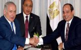 تلاش السیسی برای برگزاری نشست سازش با حضور نتانیاهو و محمود عباس