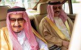 گفتگوی ترامپ با پادشاه عربستان در مورد حل اختلاف با قطر