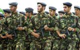 رژه نظامی در چهل و یکمین سالگرد ارتش جمهوری اسلامی ایران