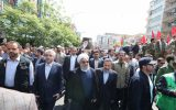 تصاویری از راهپیمایی روز قدس در شهرهای مختلف کشور