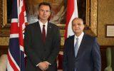 دیدار وزرای خارجه انگلیس و عراق و رایزنی درخصوص تحولات منطقه