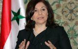 مشاور اسد: کسی نمی تواند برای سوریه تعیین تکلیف کند/ خروج آمریکا مهم ترین موضوع است
