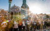 تصاویر منتخب عید فطر در جهان