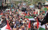 فلسطین جامعه جهانی را به عمل به مسئولیتش برای از بین بردن اشغالگری فراخواند