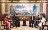 کره شمالی صحنه تقابل چین و آمریکا