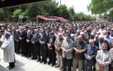 دهها هزار فلسطینی نماز جمعه را در مسجد الاقصی بجا آورند