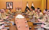 سفر همزمان ژنرالهای آمریکایی و سعودی به پاکستان
