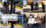 حمله وحشیانه به زن باردار مسلمان در استرالیا+فیلم