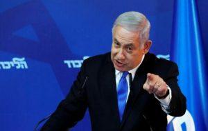 نتانیاهو: به عملیات خود در عراق ادامه خواهیم داد