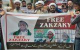 تظاهرات در پایتخت نیجریه برای آزادی شیخ زکزاکی