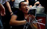 رسانههای چین در واکنش به افزایش خشونت معترضان هنگ کنگی، خواستار برخورد قاطعانه دولت با بحران هنگ کنگ شدند