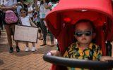 سه فرزندی در چین مجاز اعلام شد