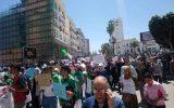 وداع الجزایر با بزرگترین مبارز این کشور علیه استعمار
