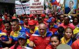 همبستگی مردم ونزوئلا با ایران و انتقاد از تهدیدهای جنگطلبانه آمریکا