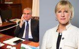 گفتگوی تلفنی وزیر خارجه پاکستان با همتای سوئیسی