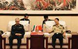 سردار باقری: ایران آماده انتقال تجربیات خود به دانشگاه دفاع ملی چین است