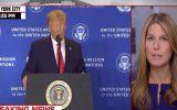 آخرین سخنرانی ترامپ در آغاز سال نوی میلادی پیش از ترک کاخ سفید